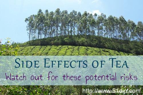茶对你的健康有害吗?喝茶的副作用有哪些-龙井茶