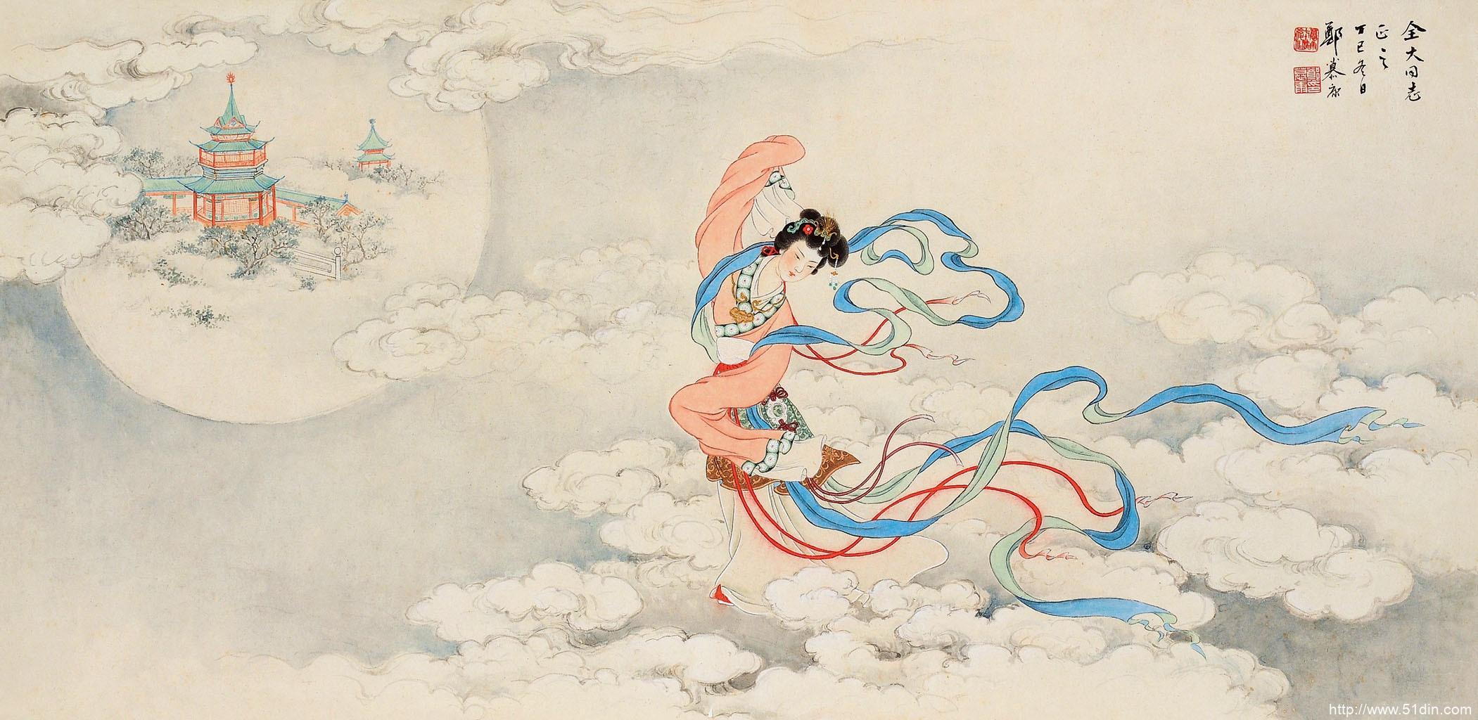 中秋节习俗的典故由来-龙井茶