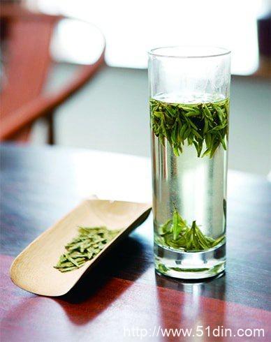 龙井茶健康