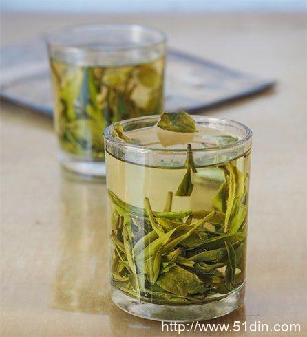 龙井茶的副作用